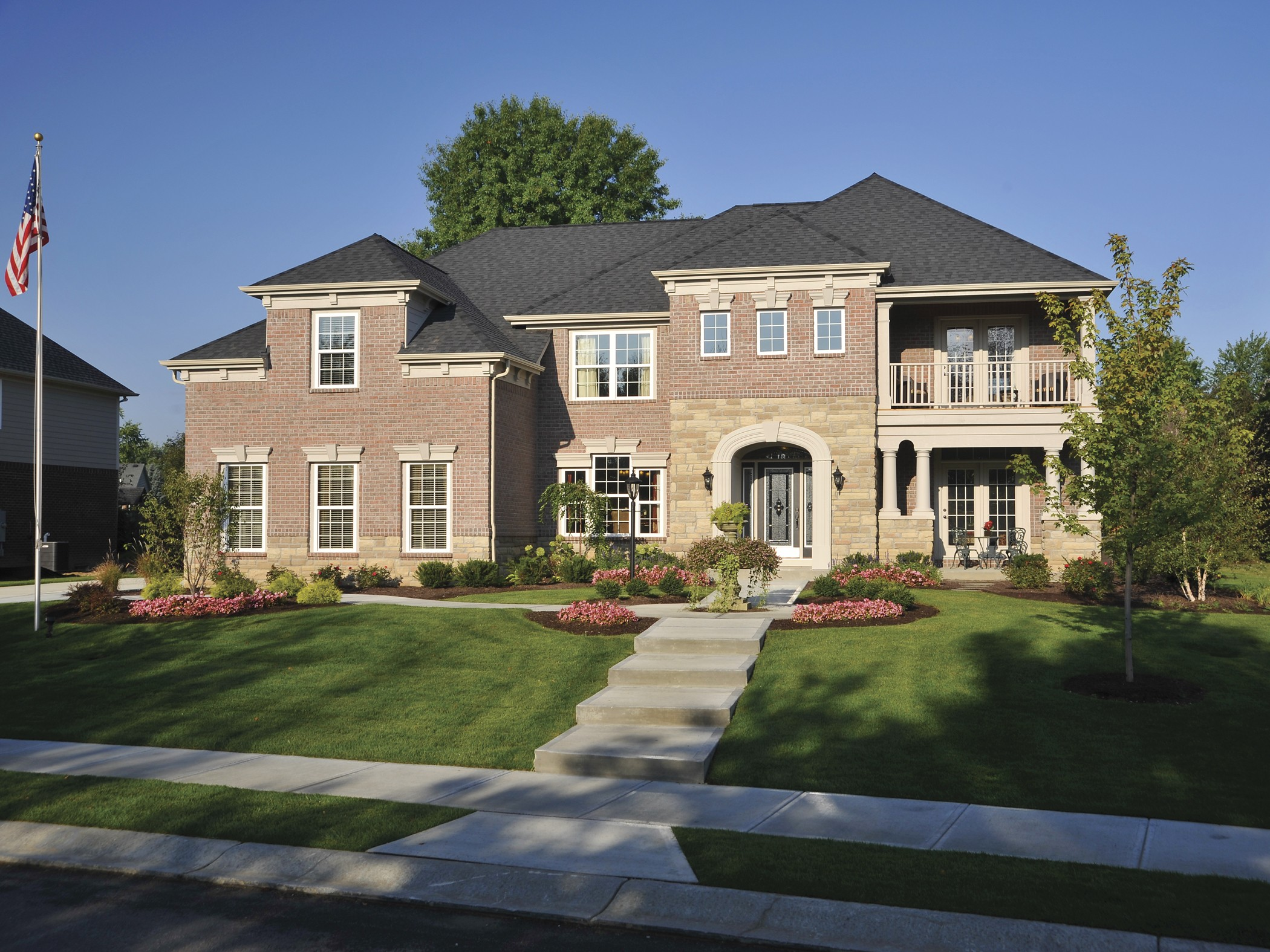 Geist homes for Home vom